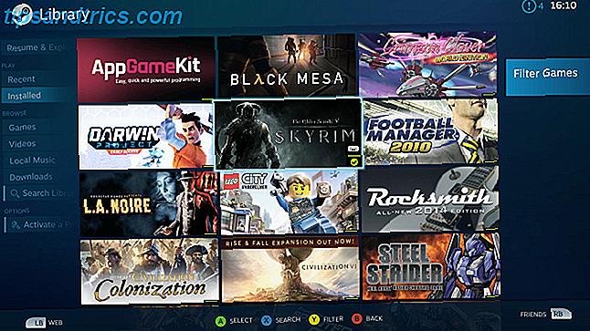 Wie verwende ich Steam Link auf Android um PC Spiele zu streamen?