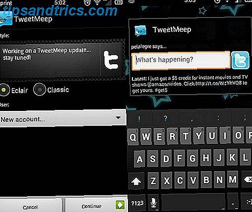 4 grandes applications Twitter pour votre smartphone