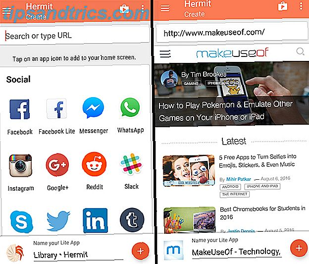 Comment transformer n'importe quel site Web en une application Android en quelques secondes
