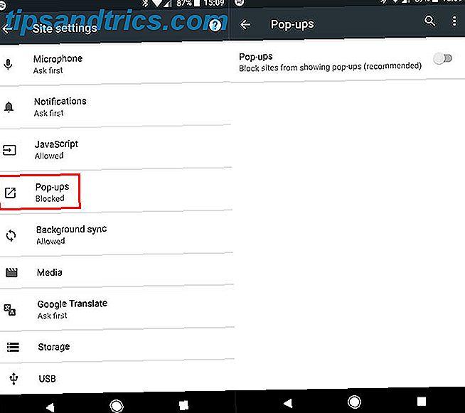 Comment Bloquer Les Annonces Pop Up Sur Android Tipsandtricscom