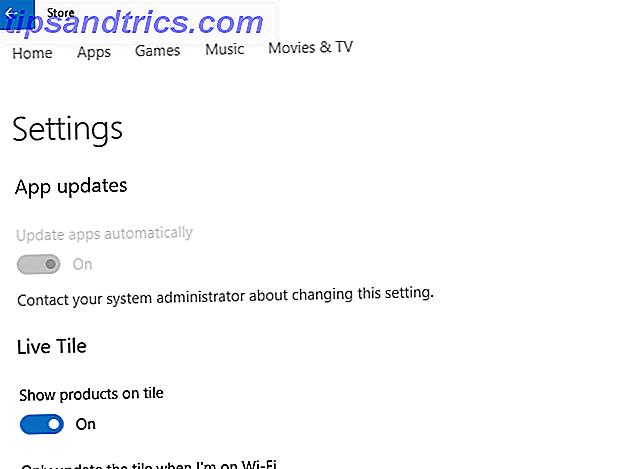 Sådan slukkes automatiske appopdateringer i Windows 10