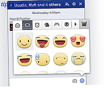 Facebook Chat Sticker: Was sind sie und sollten Sie sie verwenden?  [Wöchentliche Facebook-Tipps]