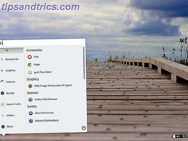 Holen Sie sich einen Chrome OS Look mit dem Budgie Desktop für Linux