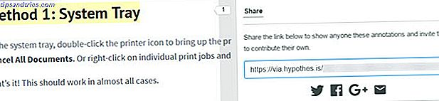 Hypotes Annotér Chrome Share