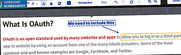Awesome Screenshot Annotér Chrome