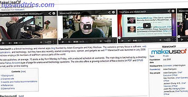 3 fantastische gratis extensies om Wikipedia op Google Chrome te verbeteren