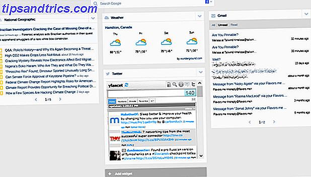 2 Super-Nützliche Browser Start Bildschirme Sie sollten Heute verwenden