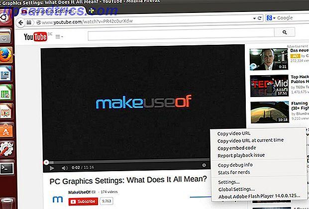 Hoe u Chrome's nieuwste Flash Player kunt gebruiken om in Firefox te werken op Linux