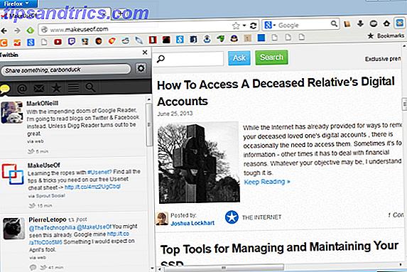 3 onmisbare Twitter-add-ons voor Firefox