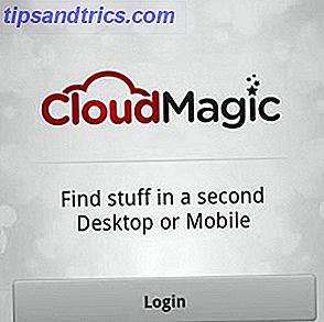 CloudMagic - Trouvez ce dont vous avez besoin dans Gmail, Google Apps et Twitter Quick & Easy