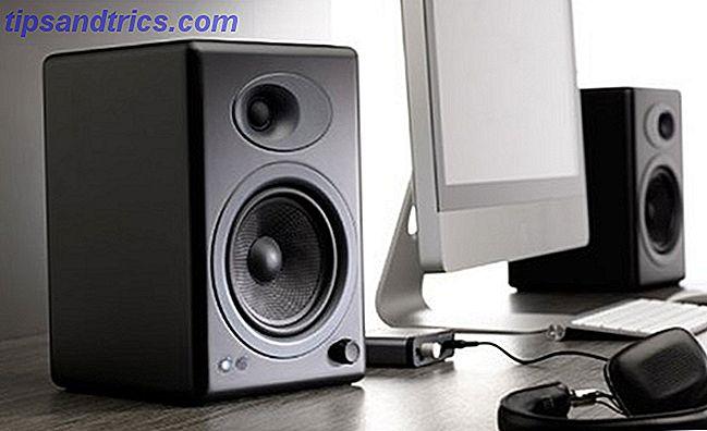 I denne artikel finder du syv desktophøjttalere, der giver dig det bedste bang for din buck, med en lean mod at prioritere kvalitet over omkostninger.