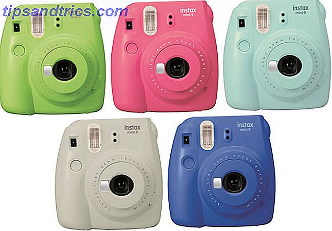 Onze Fujifilm Polaroid Instax Mini Camera productgids