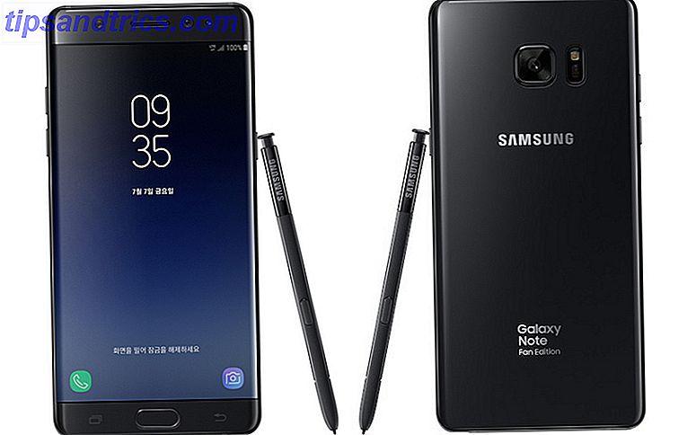 ¿Debería comprar el Samsung Galaxy Note FE (Fan Edition)?
