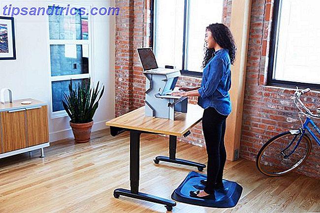 Din rygraden vil takke dig: 6 Store stående skrivebordsmodeller