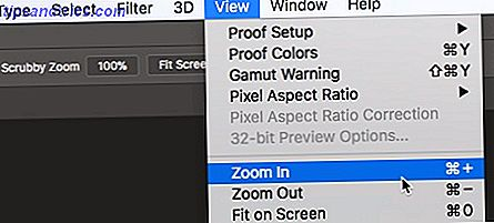 4 raffinierte Möglichkeiten zum Zoomen in Photoshop