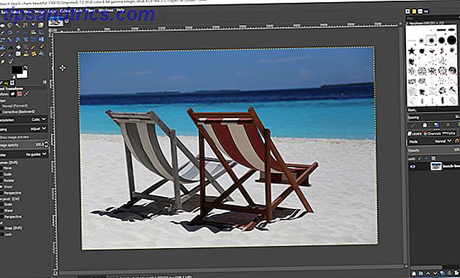 GIMP 2.10 llega con un nuevo motor de procesamiento de imágenes, una interfaz rediseñada y bolsas de nuevas características.  Si no ha usado GIMP por un tiempo, es hora de echar un segundo vistazo.