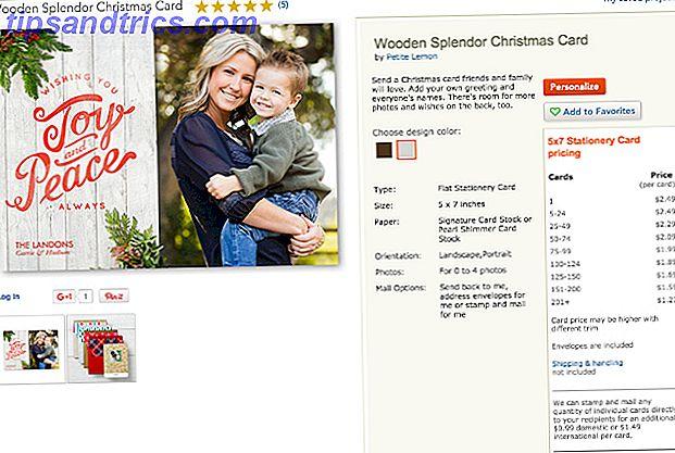 Noël est juste autour du coin, et cela signifie que la saison des cartes de Noël est là!  Pourquoi ne pas créer vos propres cartes cette année pour une touche personnelle?  Nous vous montrons comment.