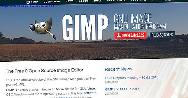 Una introducción a la edición de fotos GIMP