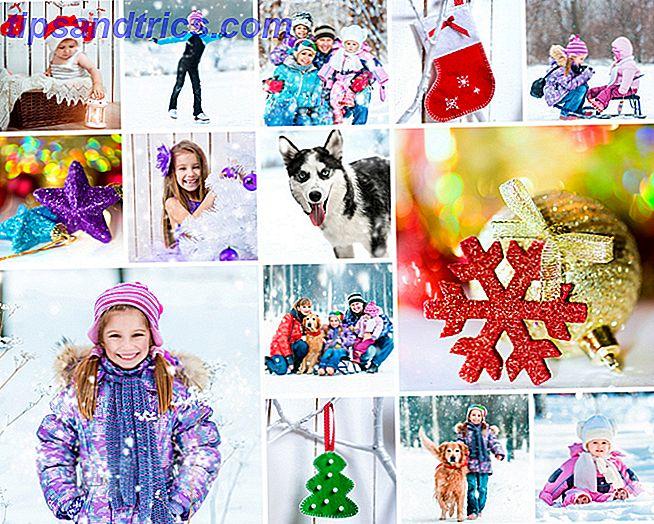 Colocar fotos juntas em uma colagem é uma maneira divertida de montar suas fotos.  Esses fabricantes de colagem de fotos on-line gratuitos facilitam o processo!