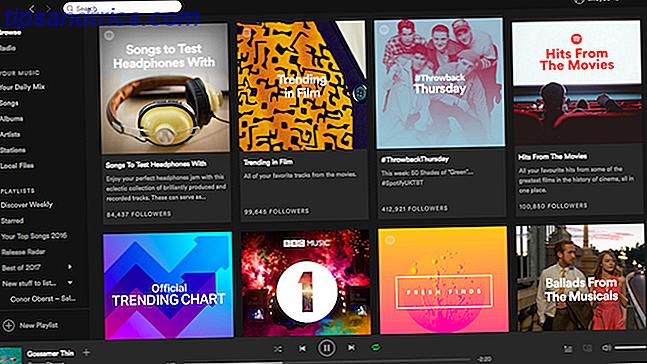 Hvis du vil få mest ud af dine spillelister, skal du pakke dem ordentligt.  Du må ikke afregne den kedelige collage, Spotify automatisk opretter, lav dit eget kunstværk i stedet.