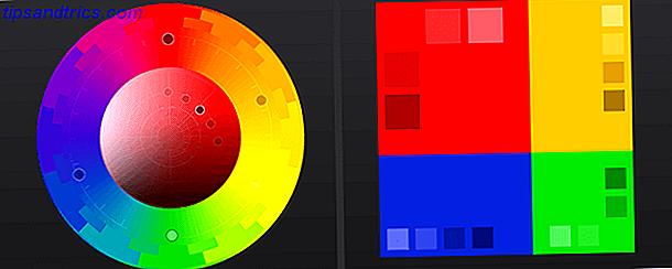 Wie man ein Farbschema wie ein Pro auswählt