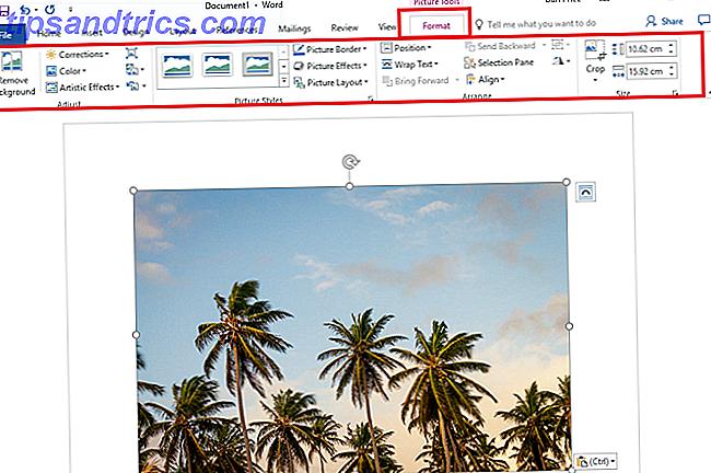Wer braucht Photoshop?  Erstaunliche Bildbearbeitungsfeatures, die Sie mit MS Word machen können
