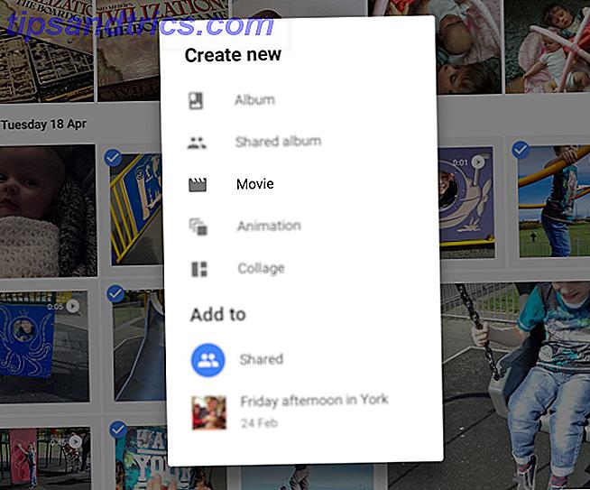 Google Photos-appen har en fremragende filmredaktør indbygget. Den er tilgængelig helt gratis for brugere af iOS og Android og tilbyder nogle fantastiske funktioner.