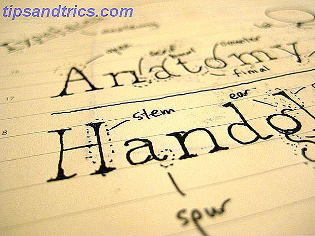 Alles, was Sie brauchen, um Ihre eigenen Schriftarten kostenlos zu erstellen