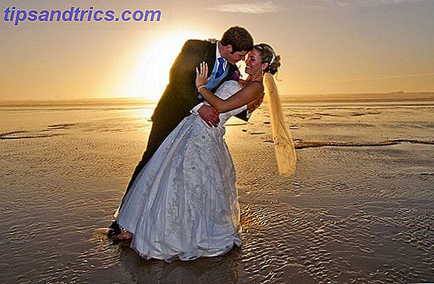 5 conseils étonnants de photographie de plage pour des mariages