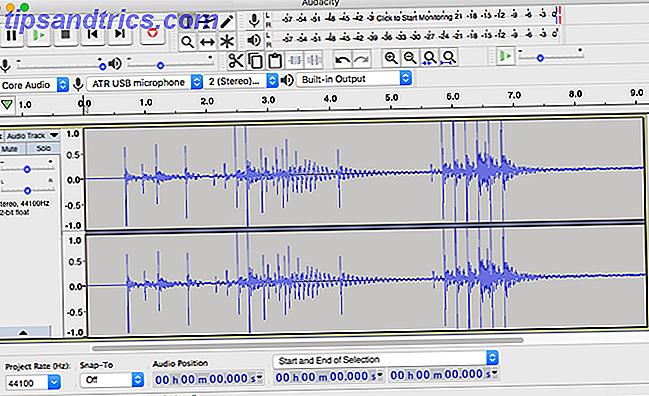 GarageBand vs. Audacity ist eine der großen Schlachten in der Musikproduktionssoftware.