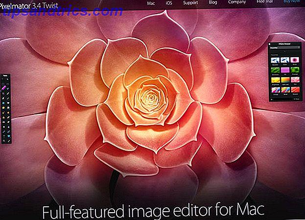Photoshop er det mest berømte billedredigeringsprogram i verden.  For Mac-brugere er der dog en anden mulighed.  Her er et kig på, hvordan Pixelmator stabler op.