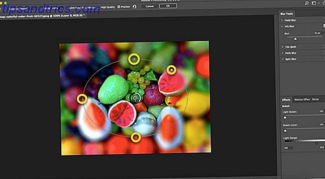 Creare sfondo foto con photoshop