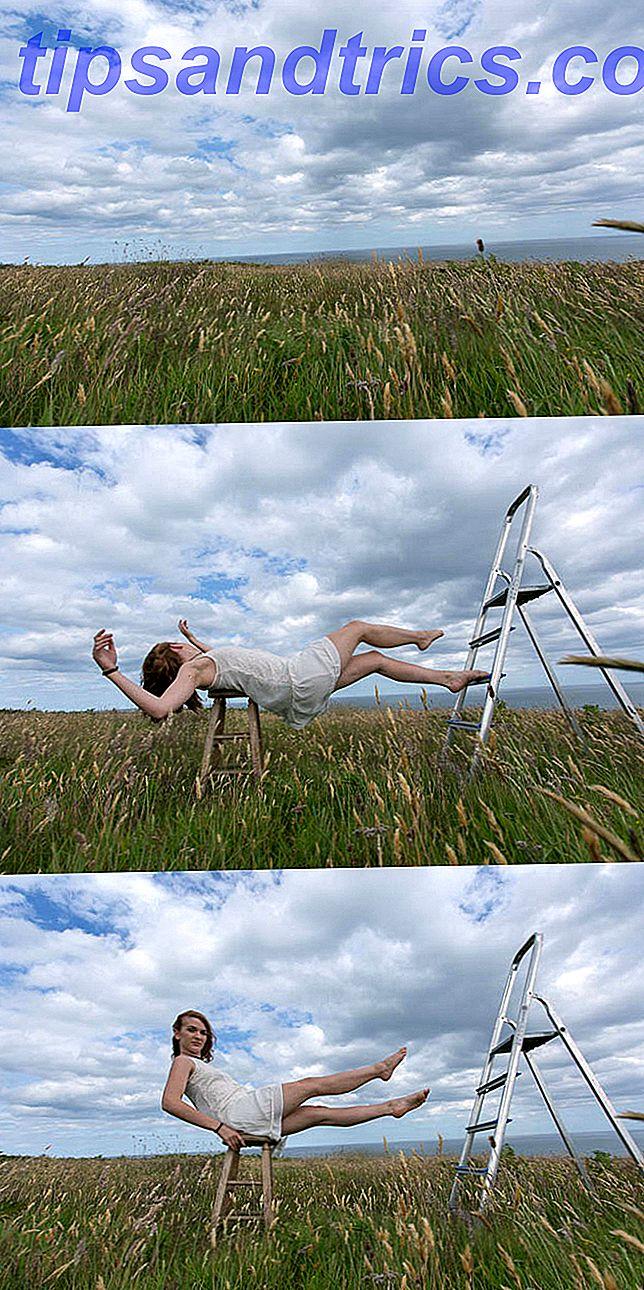 Tutti sognano di volare e, con Photoshop, puoi farlo accadere.  Creare un'immagine di levitazione è quasi un rito di passaggio per chiunque stia imparando a usare i potenti strumenti di Photoshop.