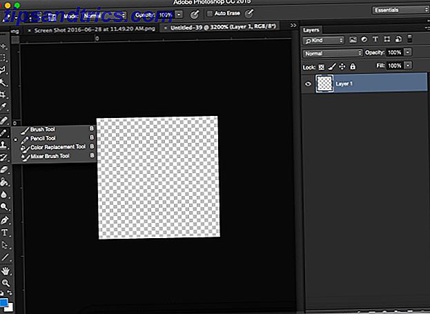 skapa mönster photoshop