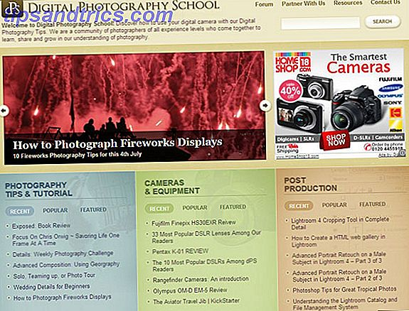 9 Blogs, die Sie zu einem erstaunlichen Fotografen machen werden