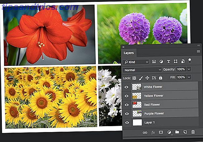 Ein regulärer Filter ändert permanent die Pixel in einer Ebene.  Ein Smart-Filter wendet einen Filtereffekt zerstörungsfrei auf die Ebenen an.