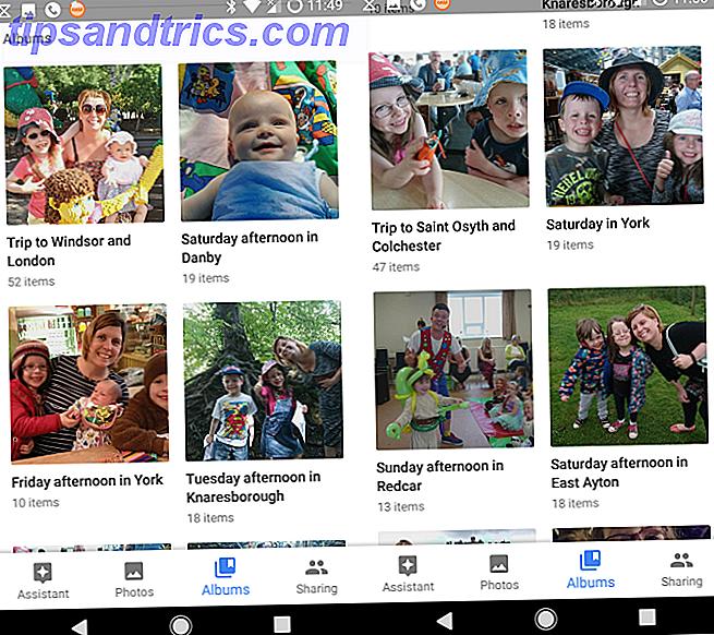 Assistant est l'une des meilleures fonctionnalités de l'application Google Photos, mais vous pourriez manquer ses meilleures fonctionnalités.  Voici comment profiter pleinement!