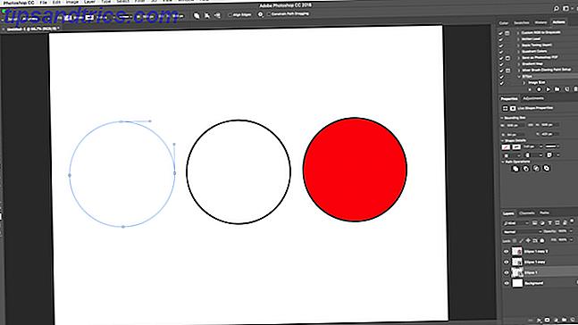 Photoshop är ett överraskande kompetent alternativ till Illustrator för vektorgrafik.  Här är en inledande handledning om hur man skapar vektorgrafik i Photoshop.