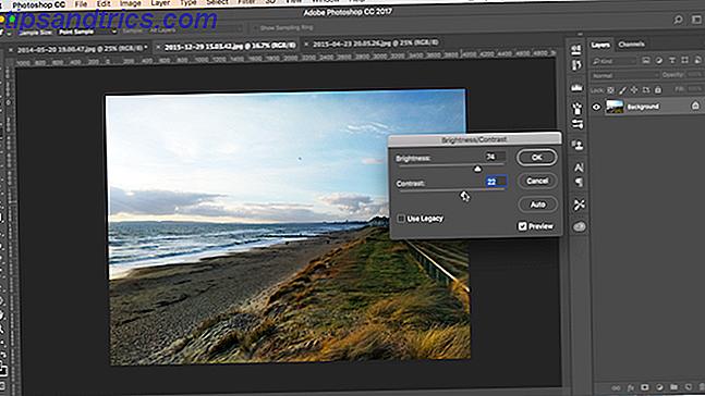 5 einfache Möglichkeiten, dunkle unterbelichtete Fotos in Photoshop zu erleichtern