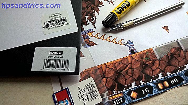 Wenn Sie wissen, wie man einen Drucker, Klebstoff und ein Bastelmesser verwendet, können Sie mit diesem Handbuch Ihre beliebtesten Spiele in einzigartige 3D-Pop-Art verwandeln.