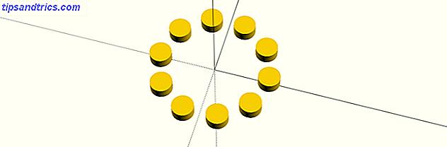Guia do iniciante ao OpenSCAD: Programação de modelos