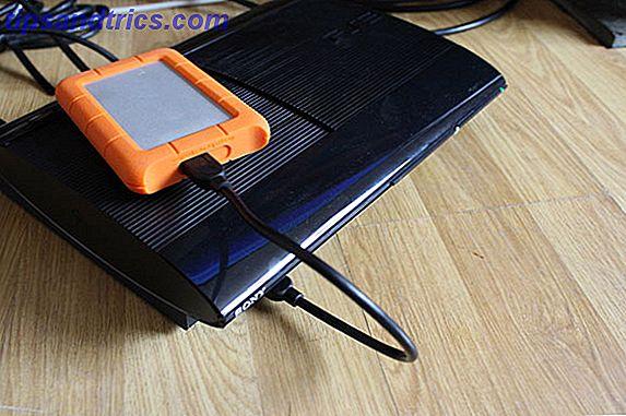 Sådan opgraderer du din PS3 HDD