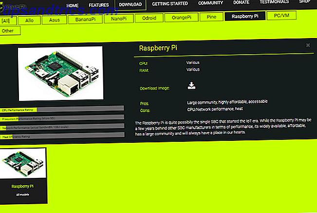 Besoin de presser une puissance de traitement supplémentaire sur votre Raspberry Pi?  Vous devriez essayer un système d'exploitation léger.  Ces exemples vous aideront à démarrer.