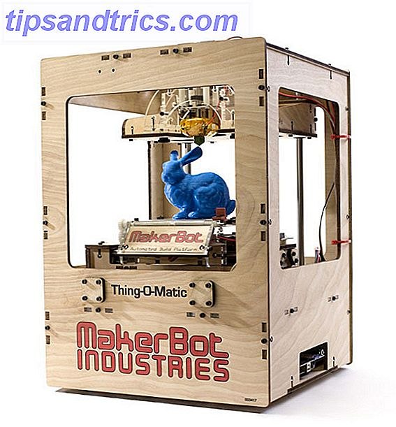 To 3D-printere, du kan gøre dig til omkring $ 1.000