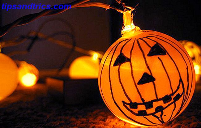 Halloween Verlichting.8 Creepy Halloween Lighting Projects Voor Minder Dan 5
