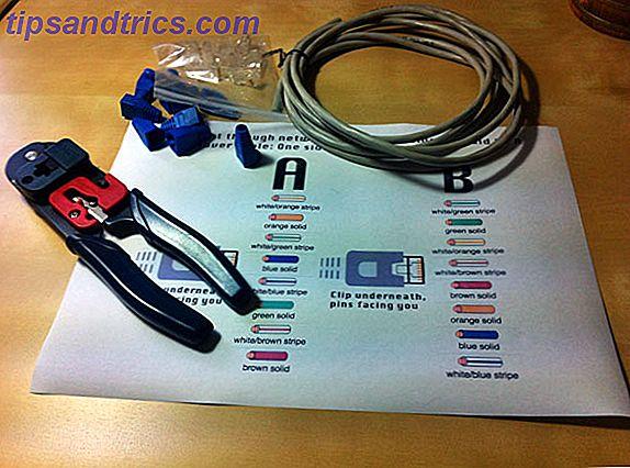 El cableado de Ethernet ha sido estándar en la instalación de redes durante años.  Es la manera más rápida de conectar PC juntas: a su enrutador o un interruptor central.