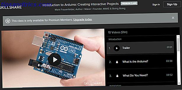 Apprenez l'électronique et Arduino juste en regardant ces vidéos