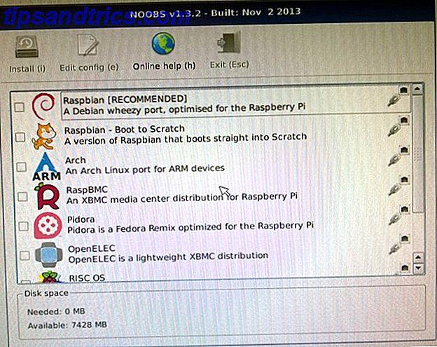 Um etwas mit einem Raspberry Pi zu tun, müssen Sie wissen, wie Sie ein Betriebssystem installieren und Software darauf ausführen.  Wenn Sie neu bei Linux sind, kann dies beängstigend sein.