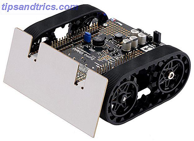 Arduino kan gjøre mye, men visste du at det kan skape fullverdige roboter?  For ganske billig også!