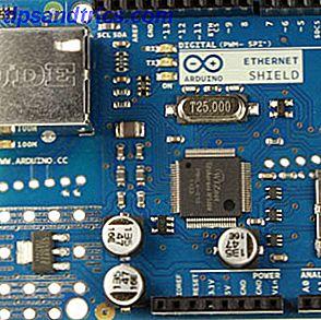 Ge ditt Arduino-projekt sin egen Mini-Webserver, med en Ethernet-skärm